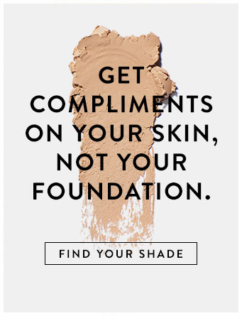 Get Compliments on your skin,Find your shade