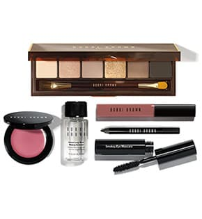 Kate Upton's Smokey Eye Set