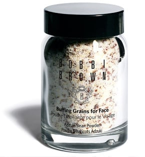 Buffing Grains for Face
