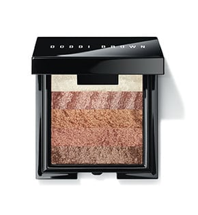 Mini Shimmer Brick Compact - Bronze