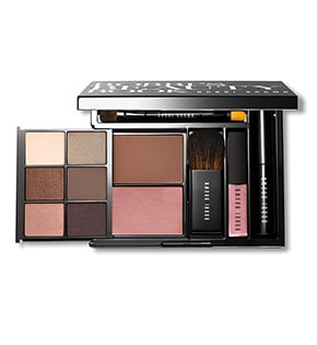 Bobbi's Beauty Book - Eye, Cheek & Lip Palette