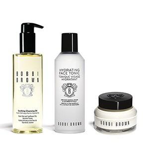 바비 브라운 파워 트리오 스킨케어 세트 Bobbi Brown Power Trio Skincare Set