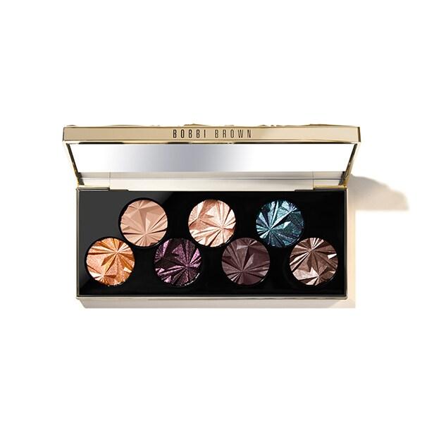 바비 브라운 Bobbi Brown Luxe Gems Eye Shadow Palette,Bijou, Sunstone, Electric Sapphire, Incandescent,