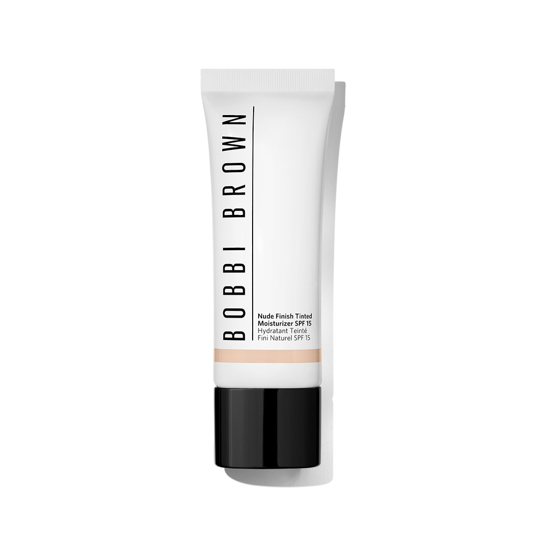 Nude Finish Tinted Moisturizer SPF 15 | BobbiBrown com